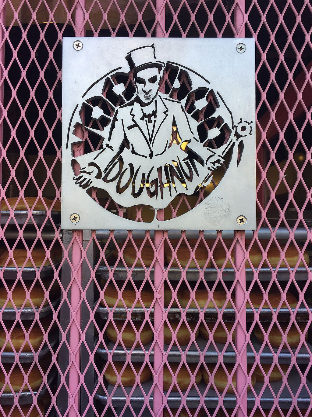 """Photo of Voodoo Doughnut  by <a href=""""/members/profile/TheVeganNarwhal"""">TheVeganNarwhal</a> <br/>VooDoo donuts <br/> February 12, 2018  - <a href='/contact/abuse/image/33103/358229'>Report</a>"""