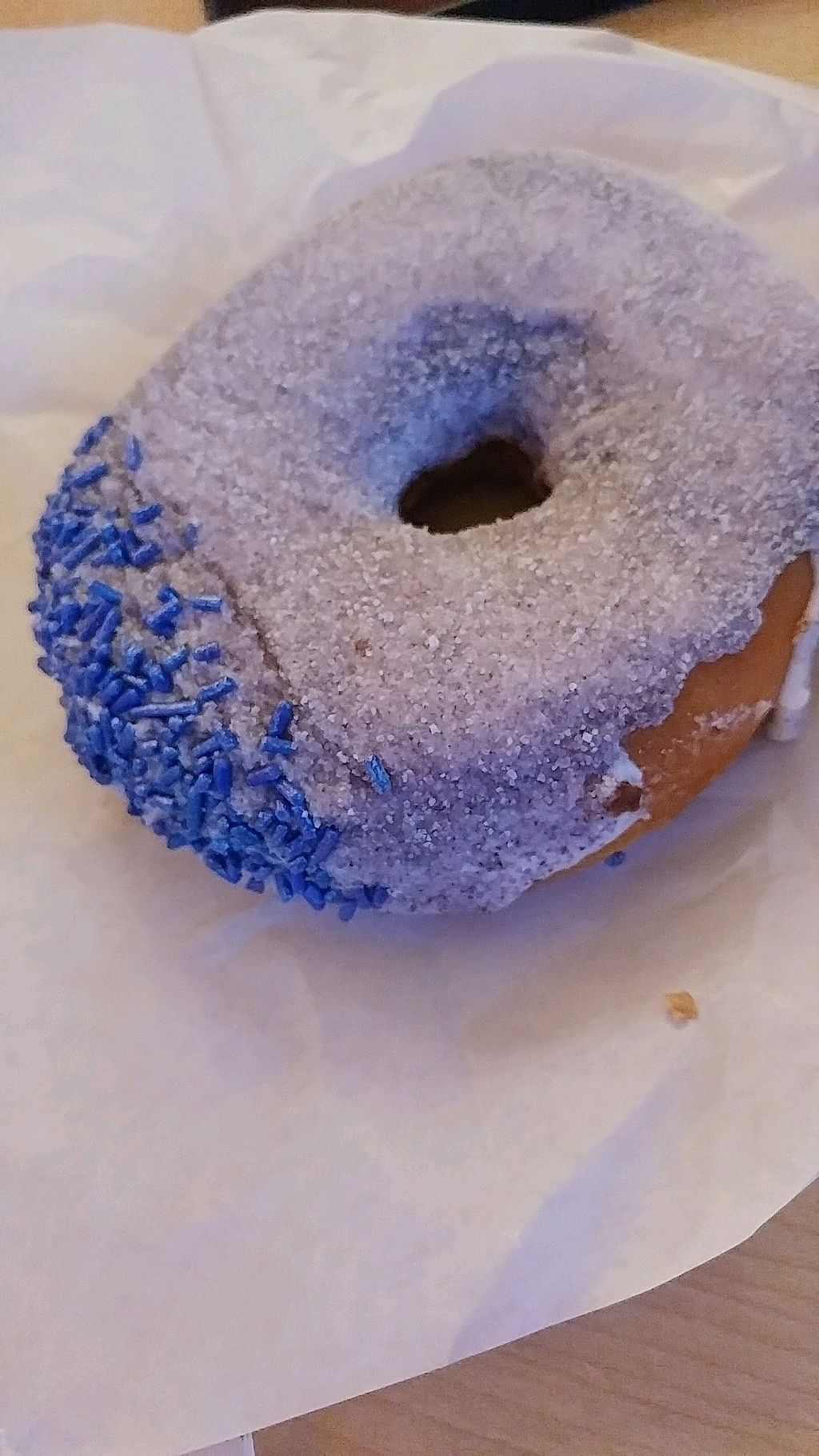 """Photo of Voodoo Doughnut  by <a href=""""/members/profile/krimaro"""">krimaro</a> <br/>Grape <br/> April 8, 2018  - <a href='/contact/abuse/image/33103/382392'>Report</a>"""
