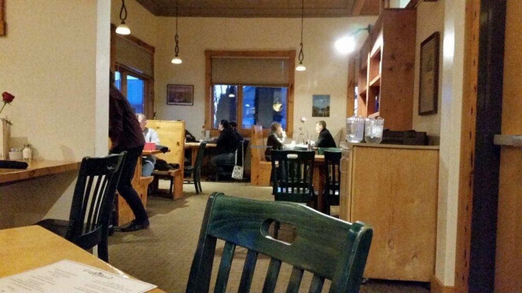 "Photo of At Sara's Table Chester Creek Cafe  by <a href=""/members/profile/EverydayTastiness"">EverydayTastiness</a> <br/>inside <br/> February 13, 2016  - <a href='/contact/abuse/image/33108/136150'>Report</a>"