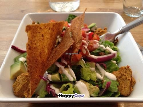 """Photo of CLOSED: Rawlicious - NYC  by <a href=""""/members/profile/Ajolote"""">Ajolote</a> <br/>Mexicali salad <br/> September 23, 2013  - <a href='/contact/abuse/image/33129/55476'>Report</a>"""