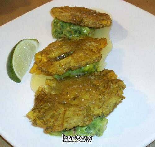 """Photo of San Chez Bistro  by <a href=""""/members/profile/happycowgirl"""">happycowgirl</a> <br/>tostones fritos <br/> July 21, 2012  - <a href='/contact/abuse/image/33165/34746'>Report</a>"""