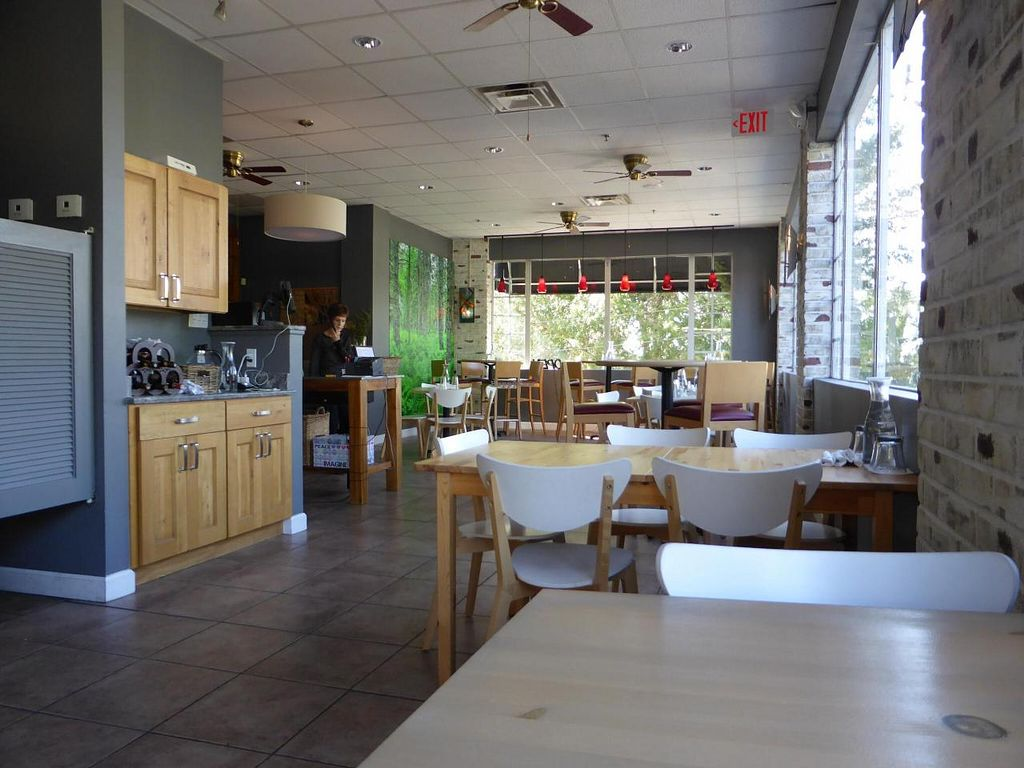 """Photo of CLOSED: Vitality Bistro  by <a href=""""/members/profile/hughman"""">hughman</a> <br/>Interior <br/> November 20, 2014  - <a href='/contact/abuse/image/33169/86116'>Report</a>"""