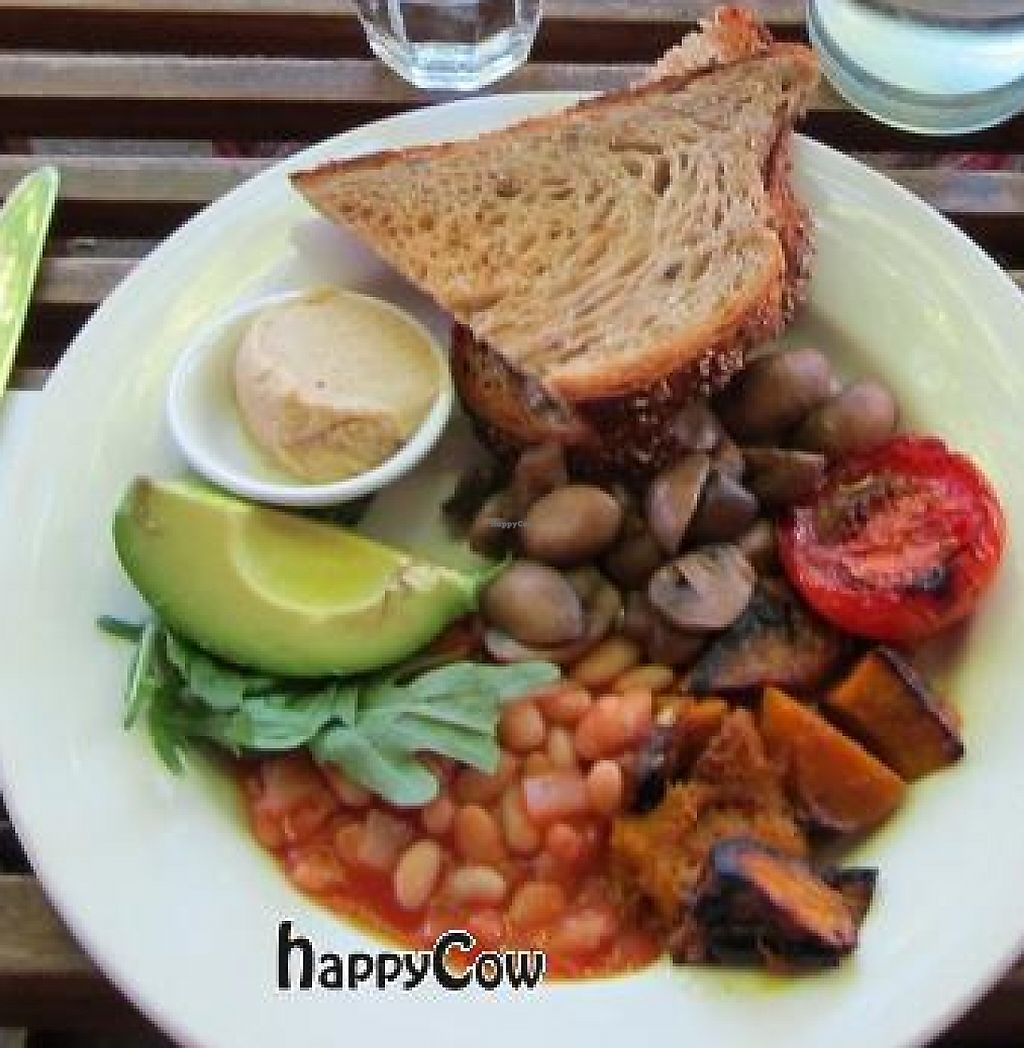 """Photo of Kawa Cafe  by <a href=""""/members/profile/cvxmelody"""">cvxmelody</a> <br/>Big Vegan Breakfast <br/> November 2, 2012  - <a href='/contact/abuse/image/33188/248666'>Report</a>"""