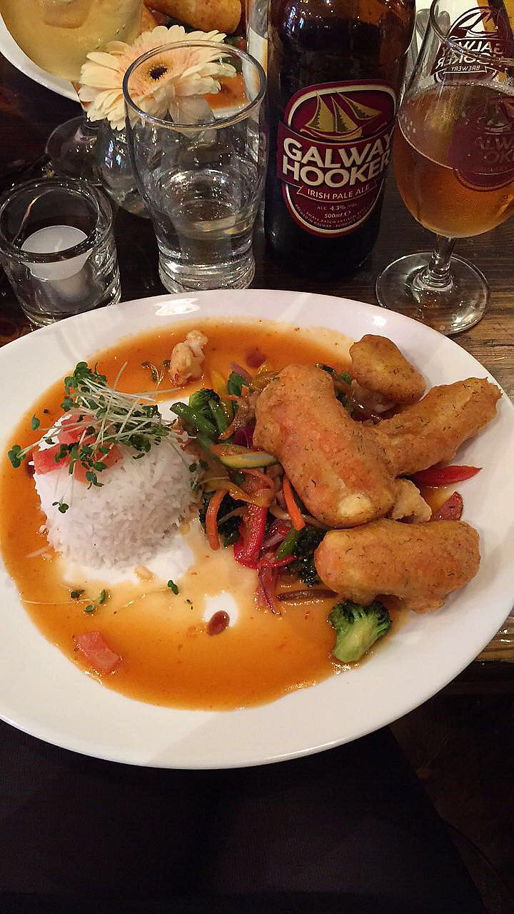 "Photo of Quay Street Kitchen  by <a href=""/members/profile/DanielaKavander"">DanielaKavander</a> <br/>Crispy tofu stirfry with rice, so good! <br/> April 14, 2018  - <a href='/contact/abuse/image/33212/385838'>Report</a>"