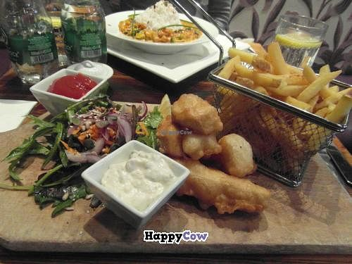 "Photo of Quay Street Kitchen  by <a href=""/members/profile/Pamina"">Pamina</a> <br/>Quay Street Kitchen, Galway - vegan fish & chips <br/> December 1, 2013  - <a href='/contact/abuse/image/33212/59560'>Report</a>"