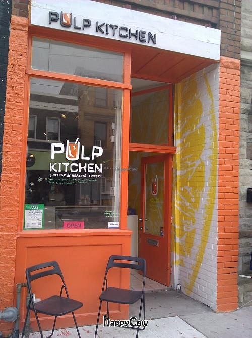 """Photo of Pulp Kitchen  by <a href=""""/members/profile/eric"""">eric</a> <br/>outside <br/> September 15, 2012  - <a href='/contact/abuse/image/33220/37883'>Report</a>"""