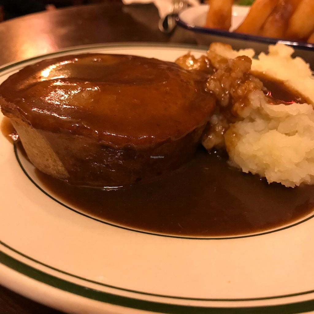 """Photo of Norman's Coach and Horses  by <a href=""""/members/profile/MaddyEmery"""">MaddyEmery</a> <br/>Goulash pie! <br/> January 21, 2018  - <a href='/contact/abuse/image/33232/349507'>Report</a>"""