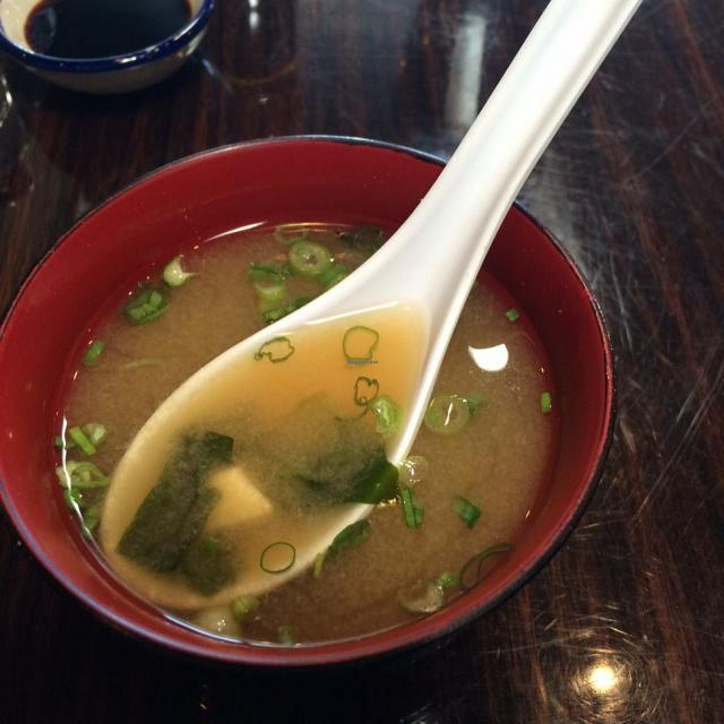 """Photo of CLOSED: Loving Vegan  by <a href=""""/members/profile/Evolving"""">Evolving</a> <br/>miso soup <br/> June 26, 2014  - <a href='/contact/abuse/image/33252/72854'>Report</a>"""