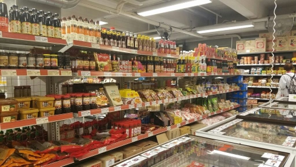 "Photo of East Asia Mart - Tampere  by <a href=""/members/profile/kenvegan"">kenvegan</a> <br/>products <br/> June 10, 2016  - <a href='/contact/abuse/image/33260/153278'>Report</a>"