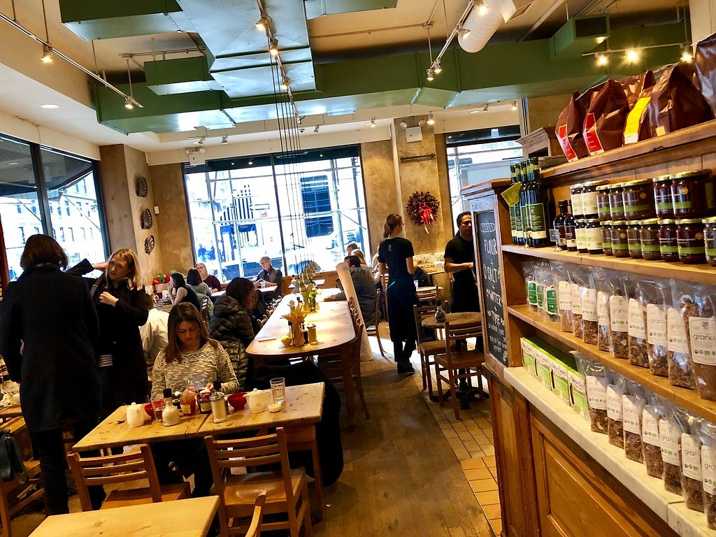 """Photo of Le Pain Quotidien - 7th Ave  by <a href=""""/members/profile/marky_mark"""">marky_mark</a> <br/>inside <br/> December 19, 2017  - <a href='/contact/abuse/image/33266/337319'>Report</a>"""
