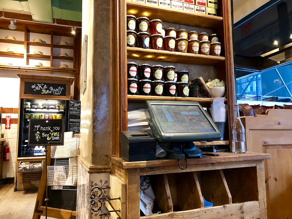 """Photo of Le Pain Quotidien - 7th Ave  by <a href=""""/members/profile/marky_mark"""">marky_mark</a> <br/>inside <br/> December 19, 2017  - <a href='/contact/abuse/image/33266/337326'>Report</a>"""
