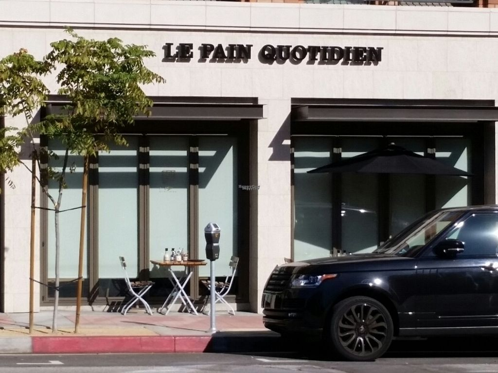"""Photo of Le Pain Quotidien - Westwood  by <a href=""""/members/profile/eric"""">eric</a> <br/>outside new location <br/> November 5, 2016  - <a href='/contact/abuse/image/33305/186712'>Report</a>"""
