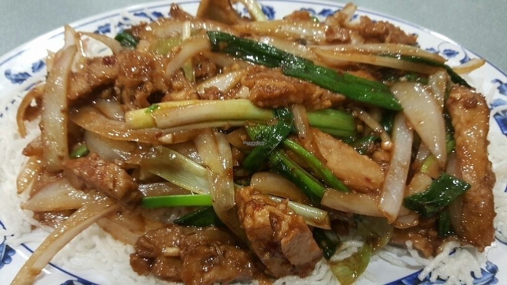 "Photo of Guilin Chinese Restaurant  by <a href=""/members/profile/Somewhatveggie"">Somewhatveggie</a> <br/>Mongolian Veggie Chicken <br/> January 23, 2017  - <a href='/contact/abuse/image/3330/215242'>Report</a>"