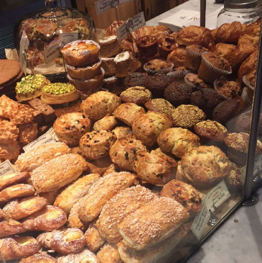 """Photo of Le Pain Quotidien - F St  by <a href=""""/members/profile/Stephanie3366"""">Stephanie3366</a> <br/>pastries <br/> March 3, 2016  - <a href='/contact/abuse/image/33325/138583'>Report</a>"""