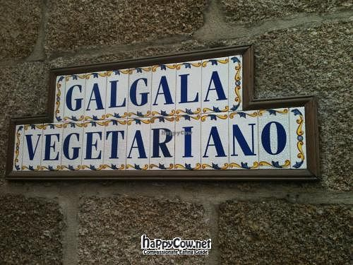 Photo of Galgala Vegetariano  by le cous cous <br/> July 21, 2012  - <a href='/contact/abuse/image/33401/34728'>Report</a>