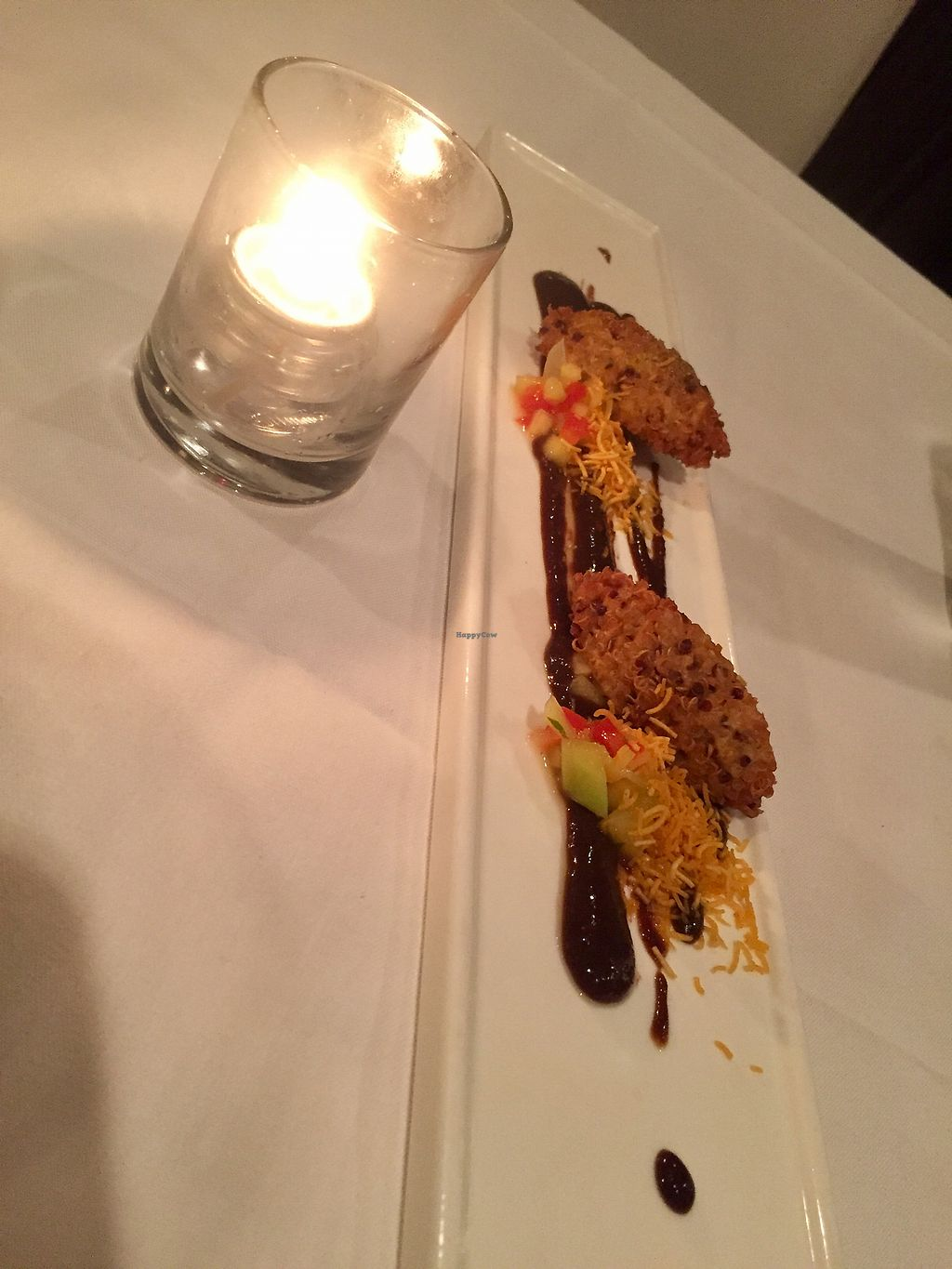 """Photo of Vermilion  by <a href=""""/members/profile/happycowgirl"""">happycowgirl</a> <br/>vegan appetizer <br/> October 16, 2017  - <a href='/contact/abuse/image/33435/315844'>Report</a>"""