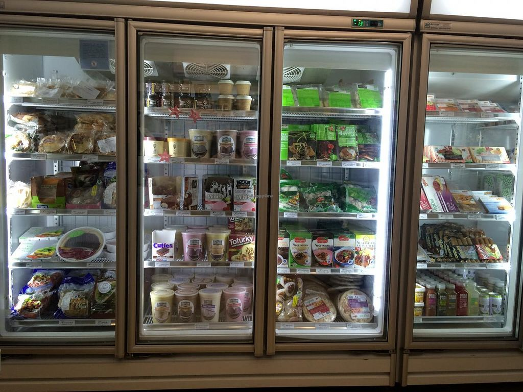 "Photo of The Cruelty Free Shop  by <a href=""/members/profile/Jessica%20Bailey"">Jessica Bailey</a> <br/>Vegan ice creams, mock meats, cheese cakes, and cheeses! <br/> January 13, 2015  - <a href='/contact/abuse/image/33442/90338'>Report</a>"
