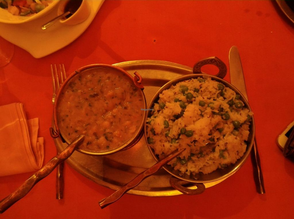 """Photo of Tandoori  by <a href=""""/members/profile/niko1983"""">niko1983</a> <br/>lentil meal with rice and peas <br/> February 13, 2016  - <a href='/contact/abuse/image/33445/135989'>Report</a>"""