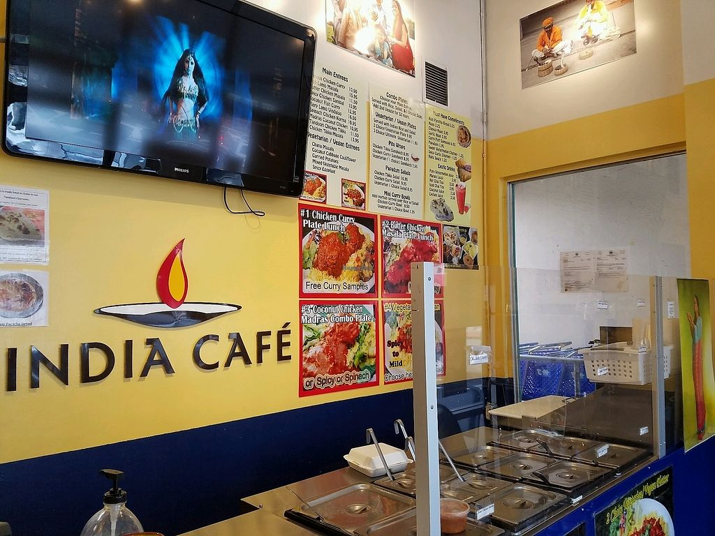 """Photo of India Cafe Kailua Curry Factory  by <a href=""""/members/profile/EverydayTastiness"""">EverydayTastiness</a> <br/>inside <br/> December 30, 2017  - <a href='/contact/abuse/image/33474/340709'>Report</a>"""