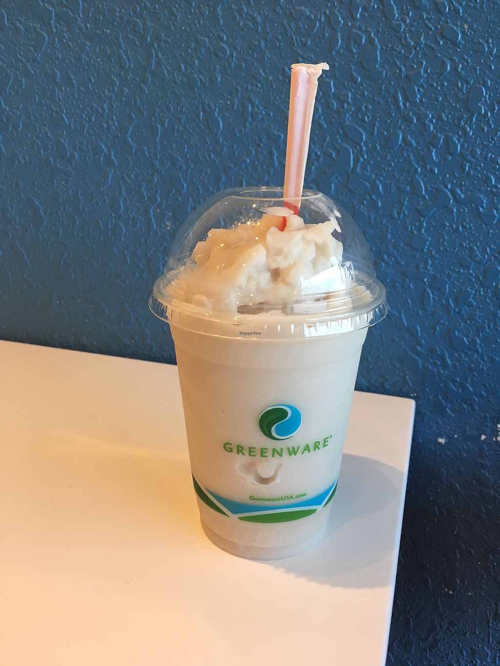 """Photo of Happiness Cafe  by <a href=""""/members/profile/Maganda"""">Maganda</a> <br/>Yum Taro Smoothie  <br/> October 7, 2017  - <a href='/contact/abuse/image/33481/312842'>Report</a>"""