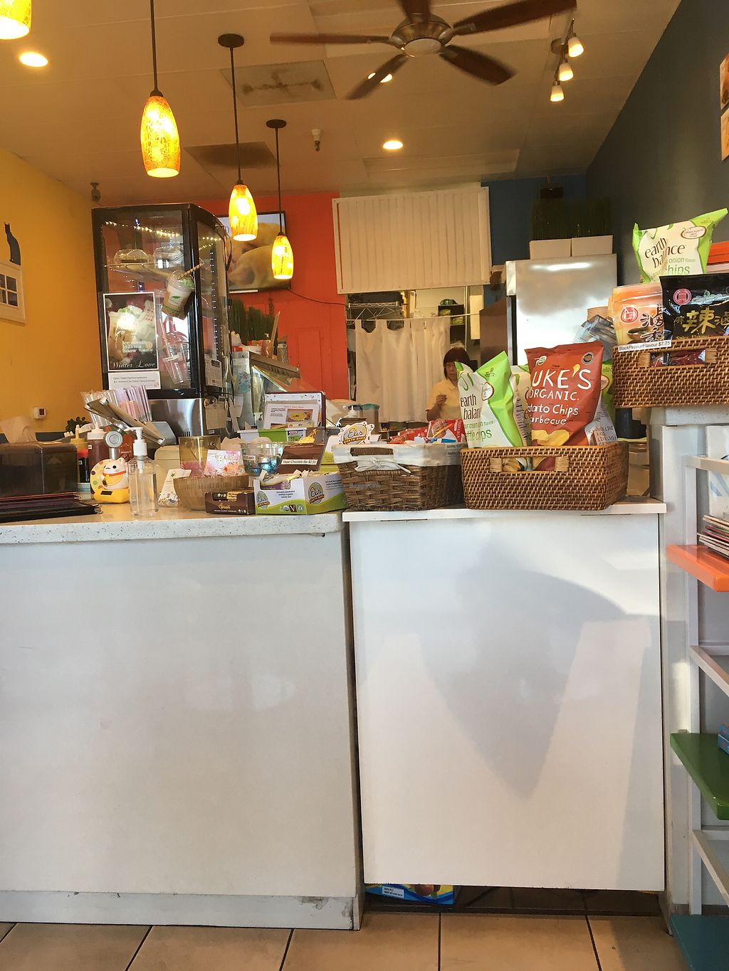 """Photo of Happiness Cafe  by <a href=""""/members/profile/Maganda"""">Maganda</a> <br/>Small space with great food.  <br/> October 7, 2017  - <a href='/contact/abuse/image/33481/312844'>Report</a>"""