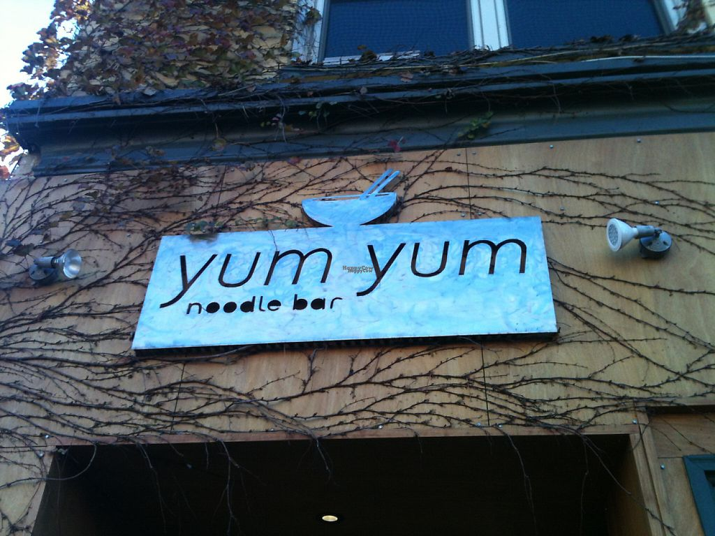 """Photo of Yum Yum Noodle Bar  by <a href=""""/members/profile/ecoRDN"""">ecoRDN</a> <br/>Yum Yum Noodle Bar, Kingston, NY -  Photo by ecoRDN ecoRDN.com <br/> November 11, 2016  - <a href='/contact/abuse/image/33489/188710'>Report</a>"""