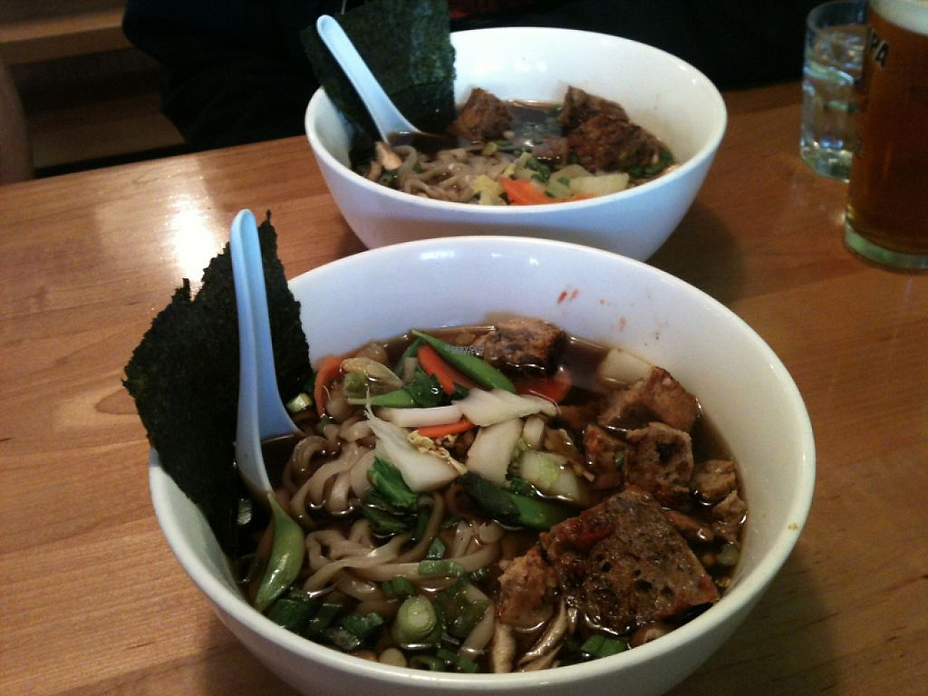 """Photo of Yum Yum Noodle Bar  by <a href=""""/members/profile/ecoRDN"""">ecoRDN</a> <br/>Yum Yum Noodle Bar, Kingston, NY -  Photo by ecoRDN ecoRDN.com <br/> November 11, 2016  - <a href='/contact/abuse/image/33489/188713'>Report</a>"""