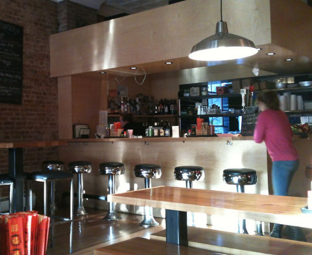 """Photo of Yum Yum Noodle Bar  by <a href=""""/members/profile/ecoRDN"""">ecoRDN</a> <br/>Yum Yum Noodle Bar, Kingston, NY - Photo by ecoRDN, ecoRDN.com <br/> December 12, 2016  - <a href='/contact/abuse/image/33489/209895'>Report</a>"""