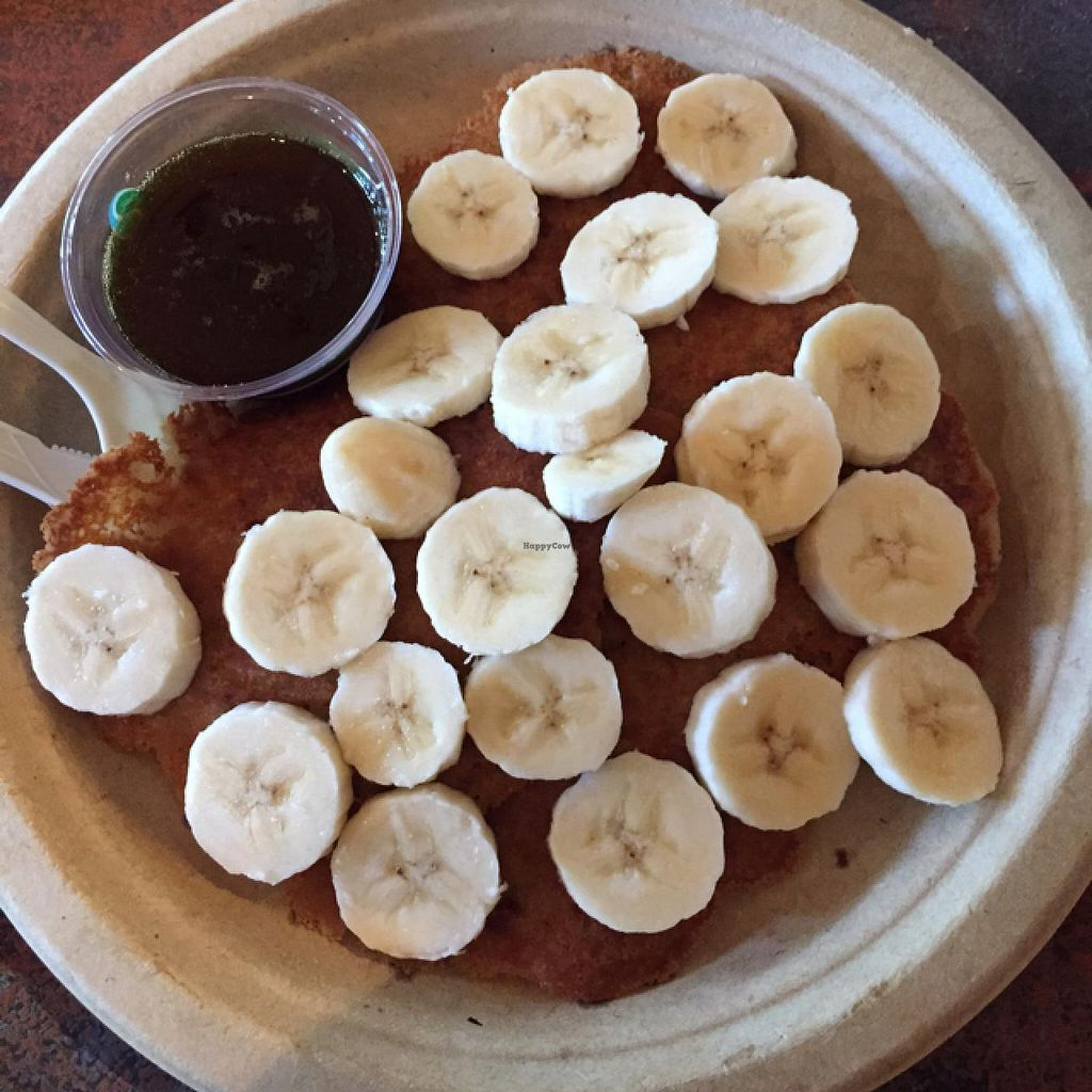 """Photo of Simple Bliss Cafe  by <a href=""""/members/profile/Mrs_Rowe"""">Mrs_Rowe</a> <br/>banana pancakes <br/> July 18, 2015  - <a href='/contact/abuse/image/33520/109801'>Report</a>"""