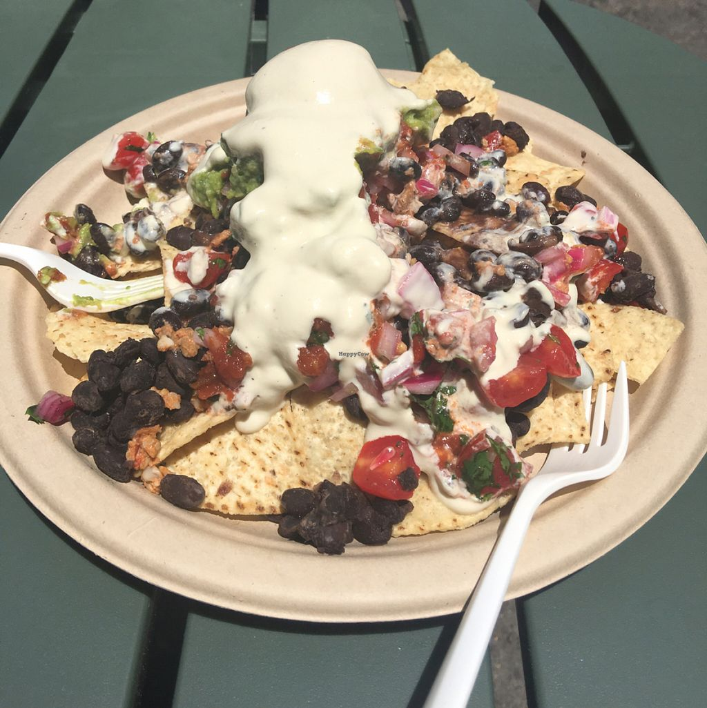 """Photo of Simple Bliss Cafe  by <a href=""""/members/profile/JeffSearcy"""">JeffSearcy</a> <br/>Blissed out Nachos <br/> June 13, 2016  - <a href='/contact/abuse/image/33520/153790'>Report</a>"""