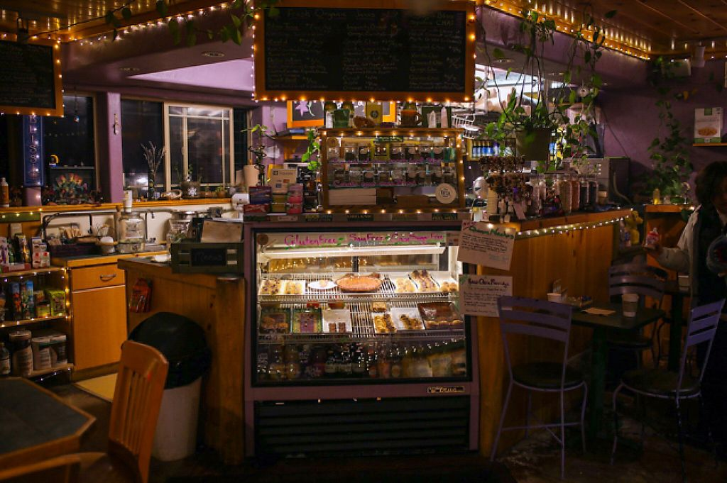 """Photo of Simple Bliss Cafe  by <a href=""""/members/profile/theveganpsychonaut"""">theveganpsychonaut</a> <br/>I want one of everything ? <br/> December 18, 2016  - <a href='/contact/abuse/image/33520/202577'>Report</a>"""