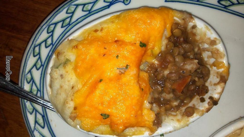 "Photo of Rula Bula  by <a href=""/members/profile/darkmatterhari"">darkmatterhari</a> <br/>Lentils and root vegetables shepards pie, cheese optional.  Yum <br/> January 7, 2013  - <a href='/contact/abuse/image/33521/189684'>Report</a>"