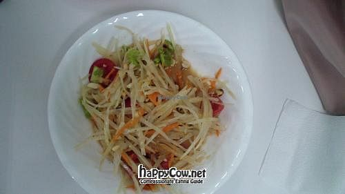 """Photo of CLOSED: A Rose Tip  by <a href=""""/members/profile/w11guy"""">w11guy</a> <br/>Som tum (papaya salad) <br/> August 4, 2012  - <a href='/contact/abuse/image/33534/35435'>Report</a>"""