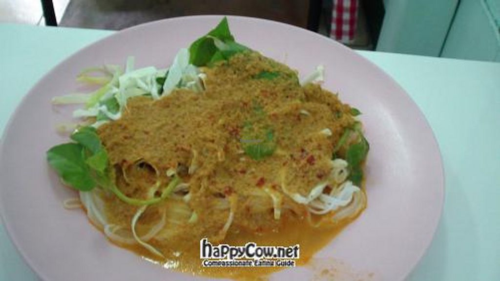 """Photo of CLOSED: A Rose Tip  by <a href=""""/members/profile/w11guy"""">w11guy</a> <br/>Kanom Jean (noodle dish) <br/> August 4, 2012  - <a href='/contact/abuse/image/33534/35436'>Report</a>"""