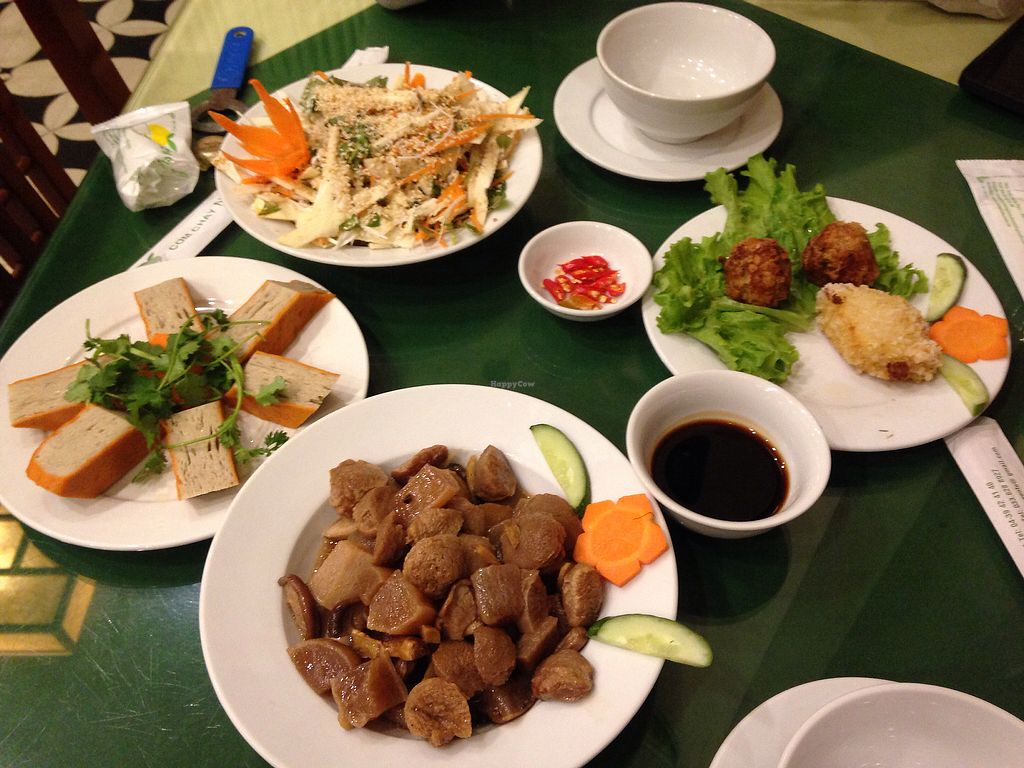 """Photo of Nang Tam  by <a href=""""/members/profile/juliaode"""">juliaode</a> <br/>Different dishes  <br/> December 8, 2017  - <a href='/contact/abuse/image/3353/333396'>Report</a>"""