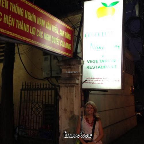 """Photo of Nang Tam  by <a href=""""/members/profile/BradenPollock"""">BradenPollock</a> <br/>sign on street <br/> March 9, 2013  - <a href='/contact/abuse/image/3353/45204'>Report</a>"""