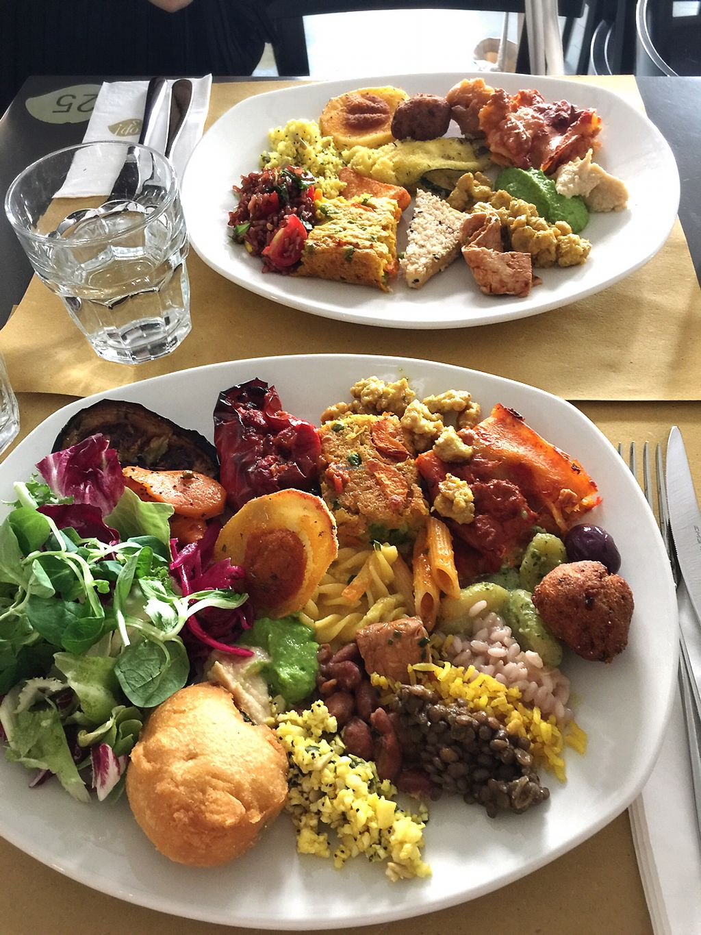 """Photo of Ops Cucina Mediterranea  by <a href=""""/members/profile/AbbyKuo"""">AbbyKuo</a> <br/>23€in this picture <br/> July 19, 2017  - <a href='/contact/abuse/image/33562/282155'>Report</a>"""