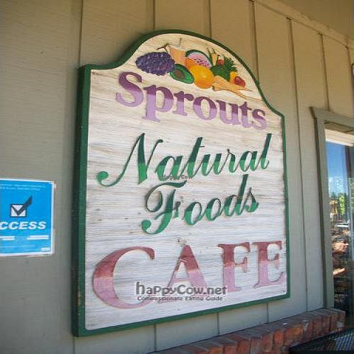 """Photo of Sprouts Natural Foods Cafe  by <a href=""""/members/profile/peacenik"""">peacenik</a> <br/> August 16, 2011  - <a href='/contact/abuse/image/3356/10166'>Report</a>"""