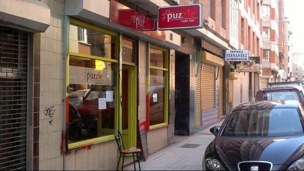 "Photo of Puzzle Bar  by <a href=""/members/profile/StuartFoxbaseAlpha"">StuartFoxbaseAlpha</a> <br/>vegan food in Gijon <br/> August 24, 2014  - <a href='/contact/abuse/image/33588/78117'>Report</a>"