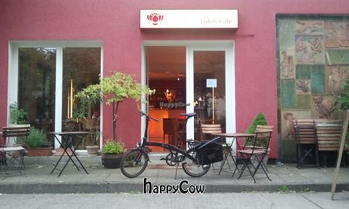 """Photo of Lotos Cafe  by <a href=""""/members/profile/taro_eater"""">taro_eater</a> <br/>Entrance Lotos Cafe Berlin Friedrichshain Karl-Marx-Straße Blumenstraße <br/> August 21, 2012  - <a href='/contact/abuse/image/33605/36618'>Report</a>"""