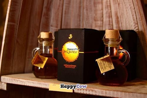"Photo of Green House  by <a href=""/members/profile/Green%20House"">Green House</a> <br/>Olive oils cold pressed with different herbs like sage, origano, basil, chilli, rosemary, or just beautiful plain olive oil They come in this nice packing, easily mistaken for a parfume :)) <br/> August 8, 2013  - <a href='/contact/abuse/image/33612/52926'>Report</a>"