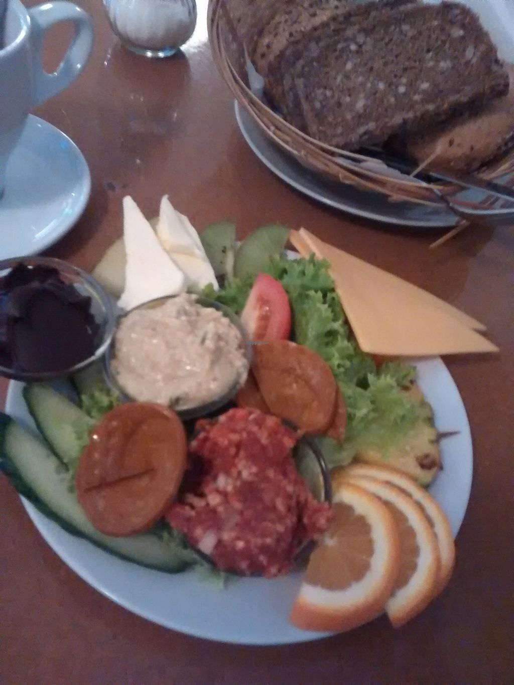 "Photo of Cafe Miller  by <a href=""/members/profile/Cam"">Cam</a> <br/>Vegan Breakfast <br/> October 17, 2015  - <a href='/contact/abuse/image/33633/121556'>Report</a>"