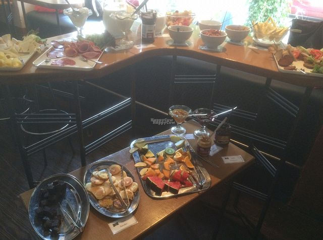 "Photo of Cafe Miller  by <a href=""/members/profile/EtaCarinae"">EtaCarinae</a> <br/>Buffet breakfast in weekend  <br/> September 11, 2016  - <a href='/contact/abuse/image/33633/175001'>Report</a>"