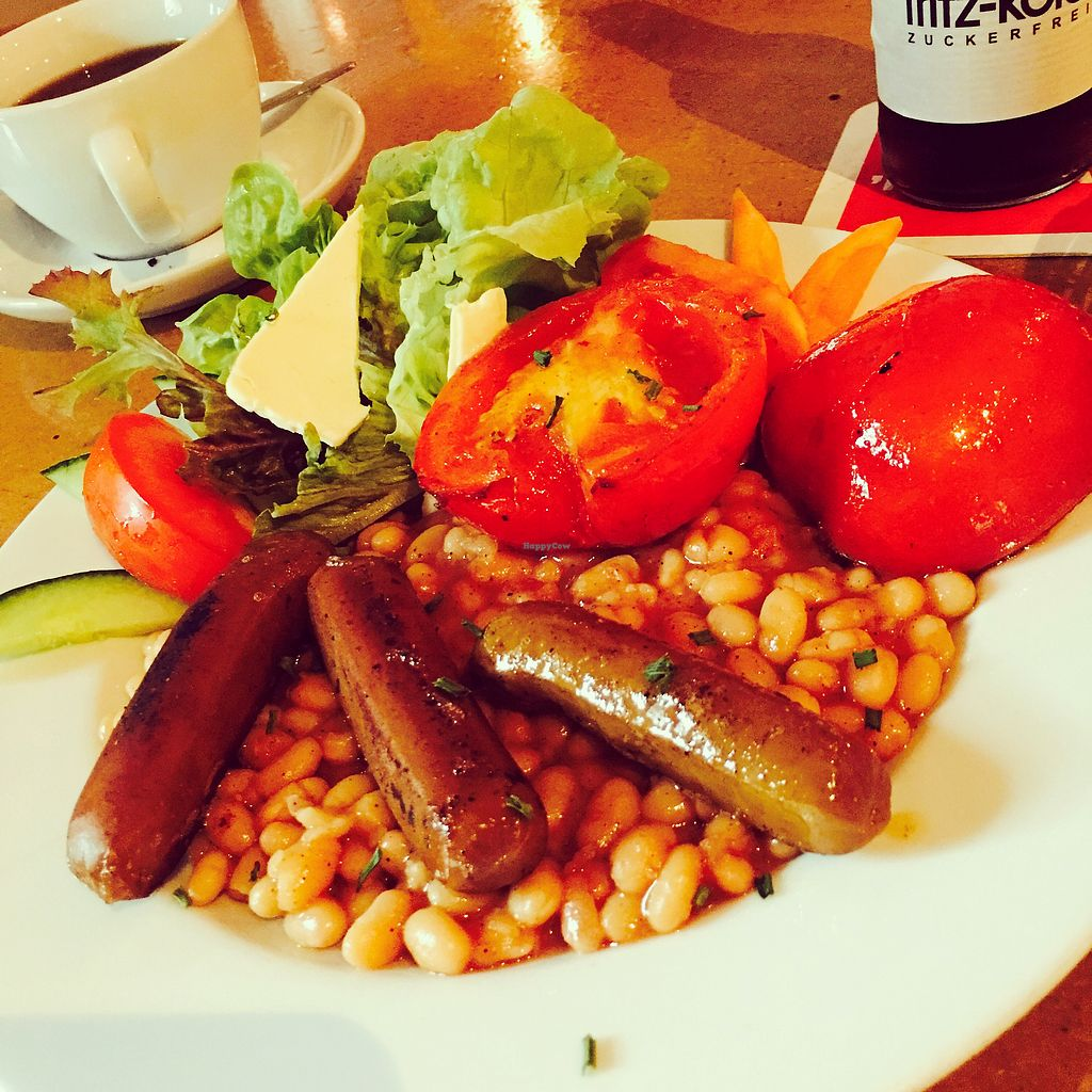 "Photo of Cafe Miller  by <a href=""/members/profile/KatarinaJoelsson"">KatarinaJoelsson</a> <br/>English vegan breakfast  <br/> July 21, 2017  - <a href='/contact/abuse/image/33633/282785'>Report</a>"