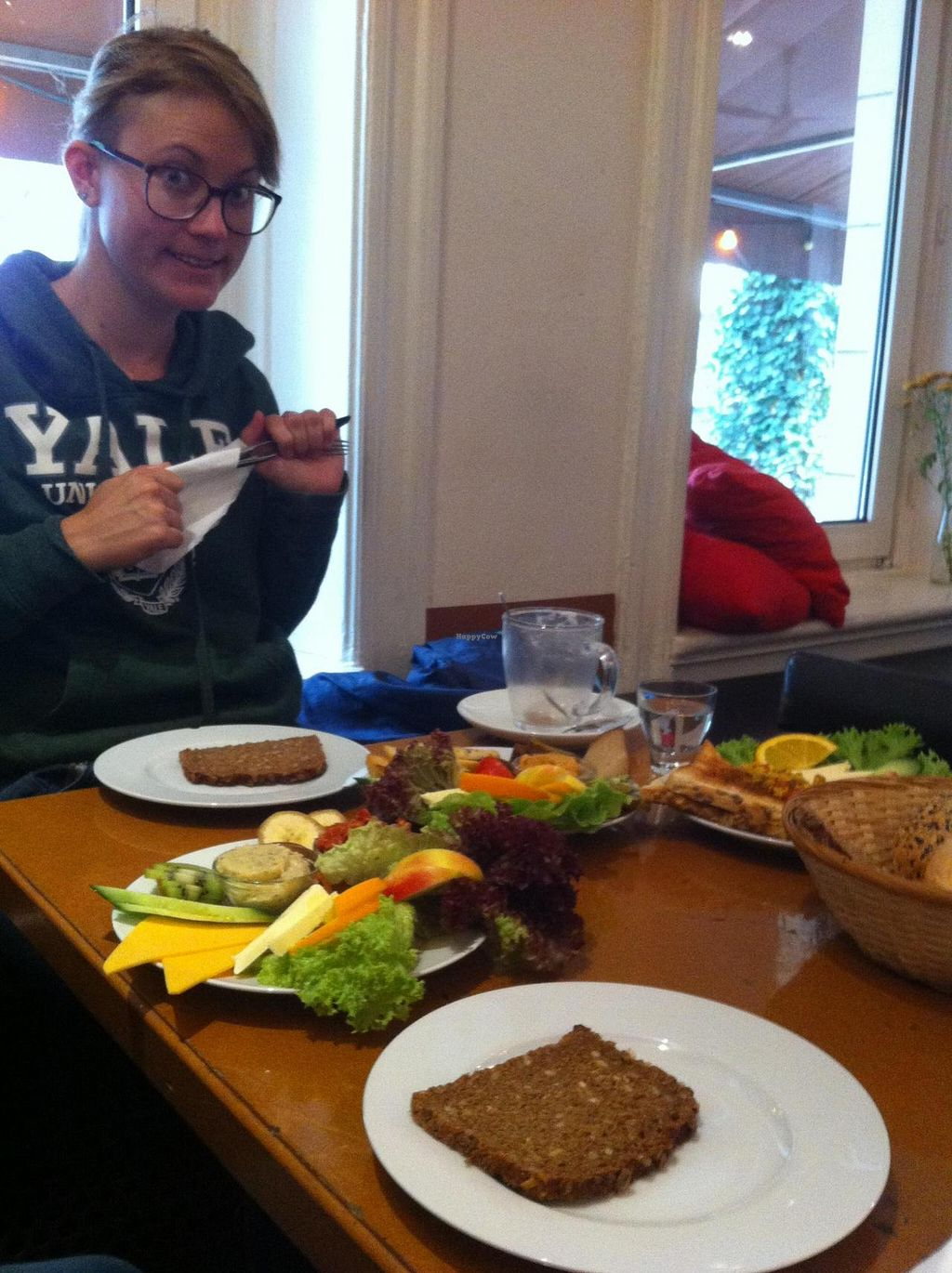 "Photo of Cafe Miller  by <a href=""/members/profile/SimonGruber"">SimonGruber</a> <br/>vegan breakfast <br/> September 2, 2014  - <a href='/contact/abuse/image/33633/78852'>Report</a>"