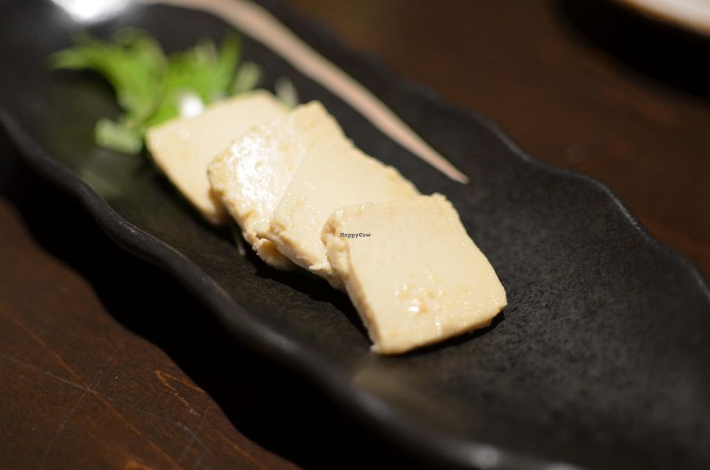 """Photo of Iki Laboratory  by <a href=""""/members/profile/chocoholicPhilosophe"""">chocoholicPhilosophe</a> <br/>Miso tofu 'cream cheese' <br/> March 19, 2015  - <a href='/contact/abuse/image/33663/96107'>Report</a>"""