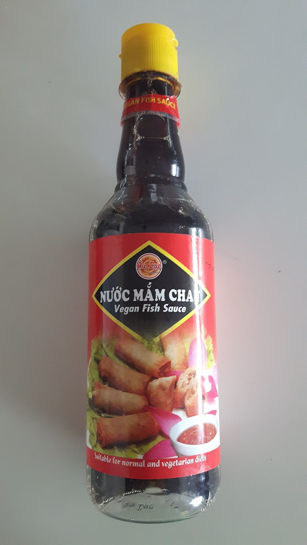 "Photo of Thien Dang Vegetarian  by <a href=""/members/profile/Taro"">Taro</a> <br/>Vegan Fish Sauce!  Got this from the grocery section, the missing ingredient in my homemade Kimchi. Taste exactly like the other one <br/> April 17, 2018  - <a href='/contact/abuse/image/33714/387325'>Report</a>"