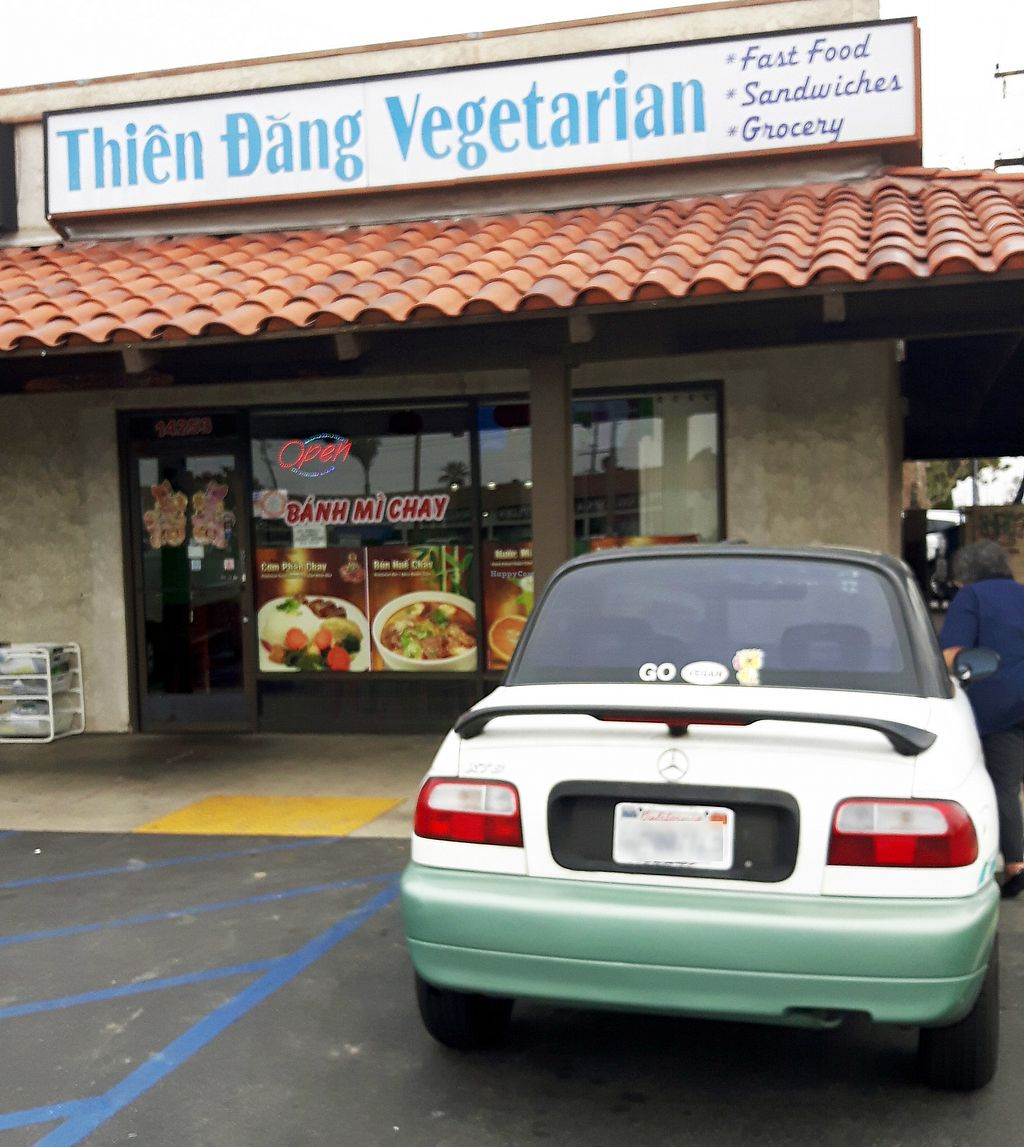 "Photo of Thien Dang Vegetarian  by <a href=""/members/profile/Taro"">Taro</a> <br/>outside <br/> April 17, 2018  - <a href='/contact/abuse/image/33714/387328'>Report</a>"