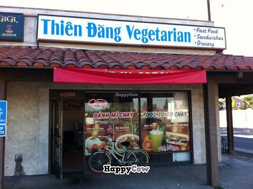 "Photo of Thien Dang Vegetarian  by <a href=""/members/profile/H"">H</a> <br/>outside <br/> November 27, 2013  - <a href='/contact/abuse/image/33714/59182'>Report</a>"
