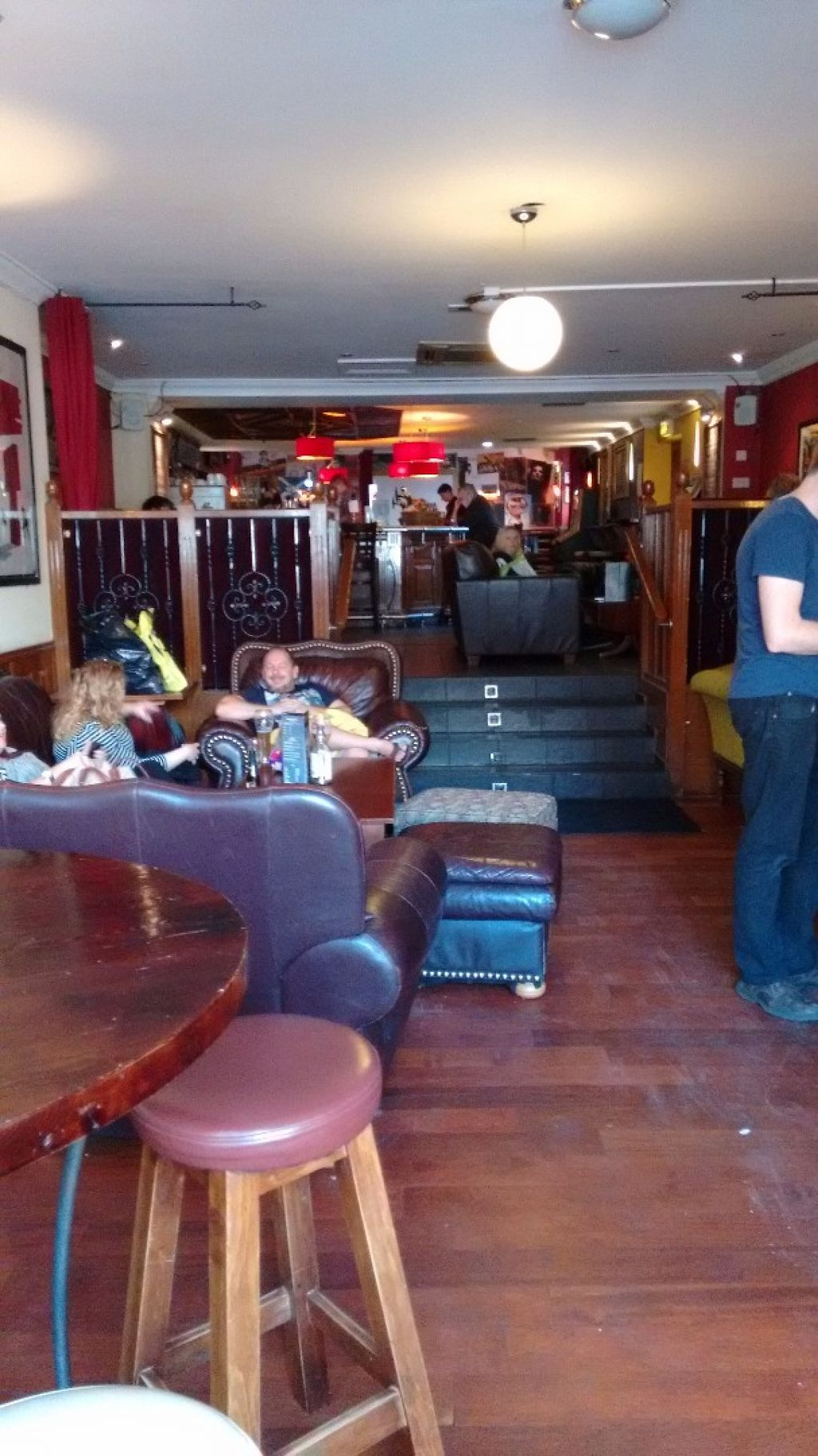 "Photo of Brass Monkey Leith  by <a href=""/members/profile/craigmc"">craigmc</a> <br/>Good bar <br/> July 4, 2016  - <a href='/contact/abuse/image/33716/157806'>Report</a>"